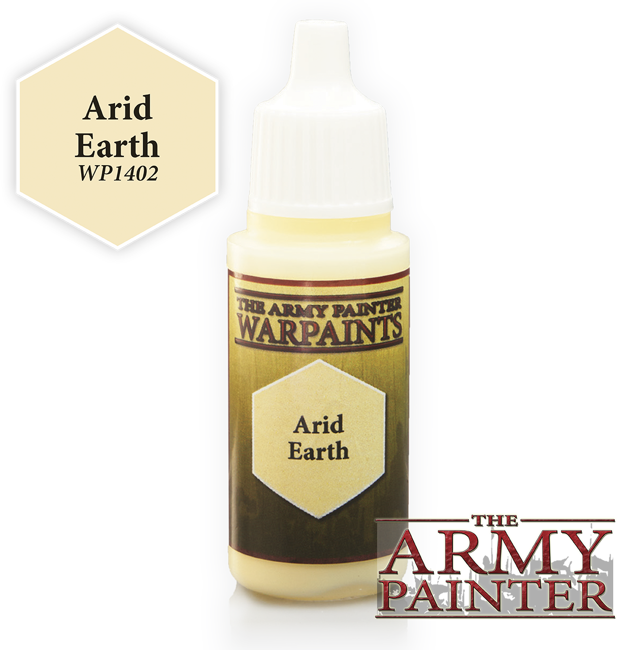 Arid Earth - Army Painter Warpaints