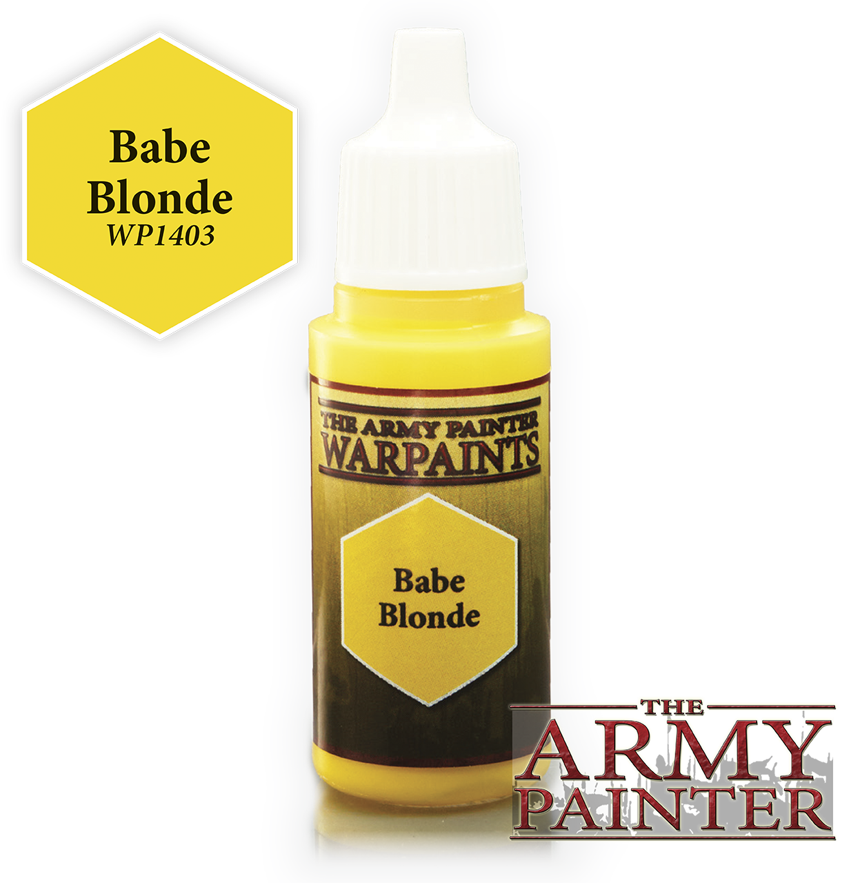 Babe Blonde - Army Painter Warpaints WP1403