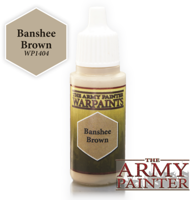 Banshee Brown - Army Painter Warpaints