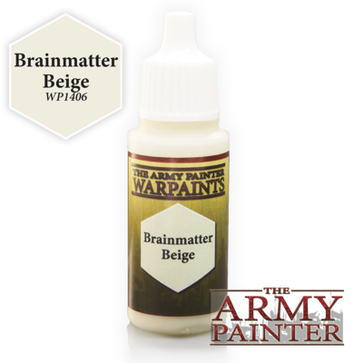 Brainmatter Beige - Army Painter Warpaints