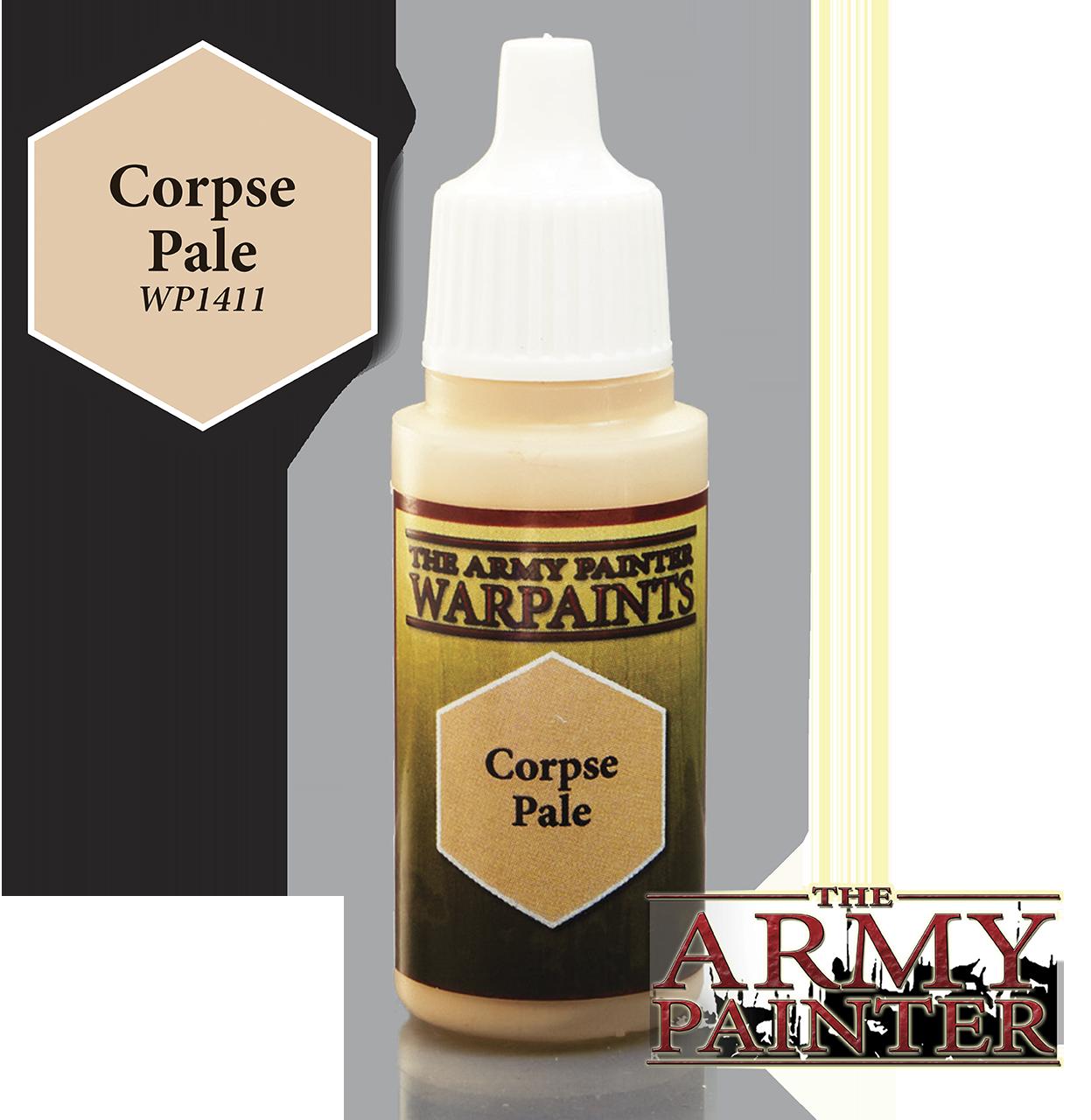 Corpse Pale - Army Painter Warpaints