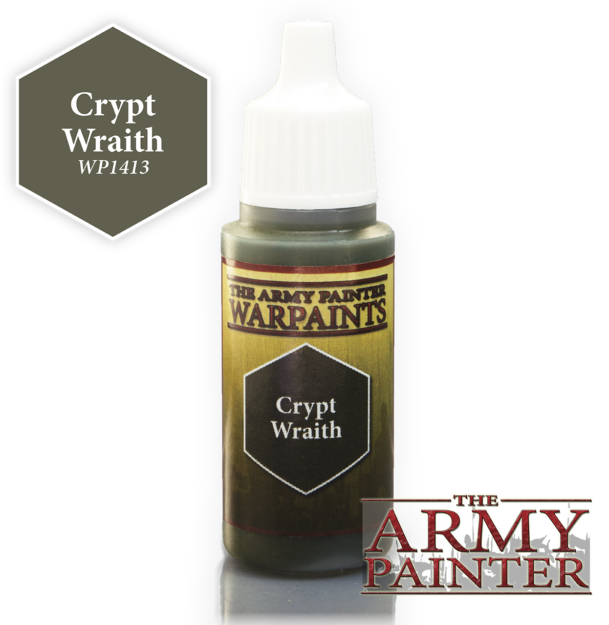 Crypt Wraith - Army Painter Warpaints WP1413