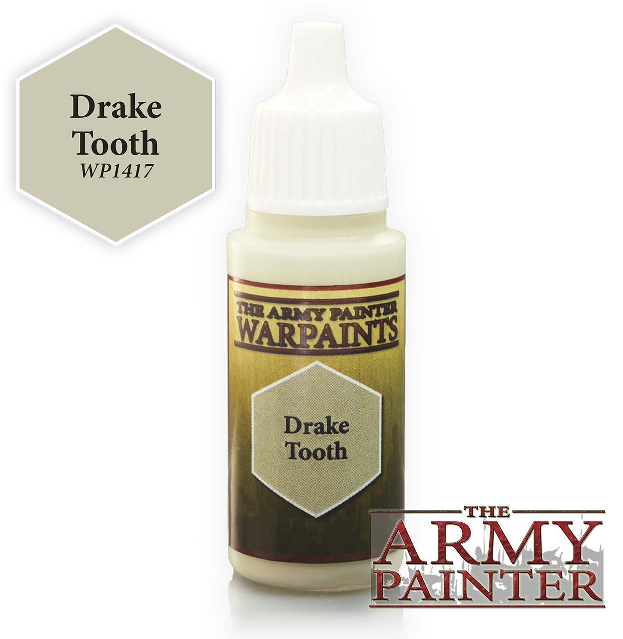 Drake Tooth - Army Painter Warpaints WP1417