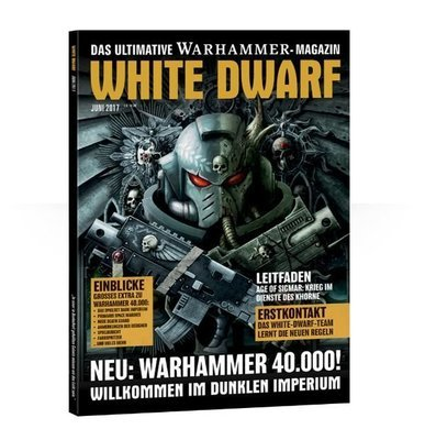 White Dwarf Juni 2017 (Deutsch) - Games Workshop