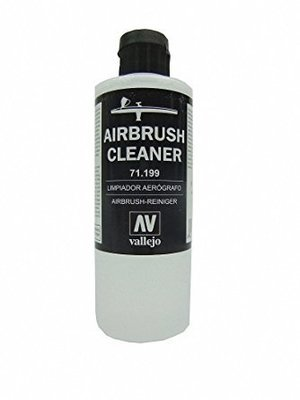 Airbrush Cleaner 200ml - Vallejo