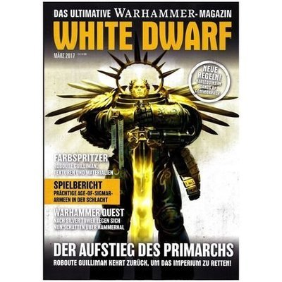 White Dwarf März 2017 (Deutsch) - Games Workshop