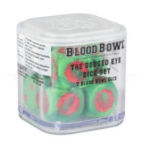 Blood Bowl Orcs-Würfel Dice - Games Workshop