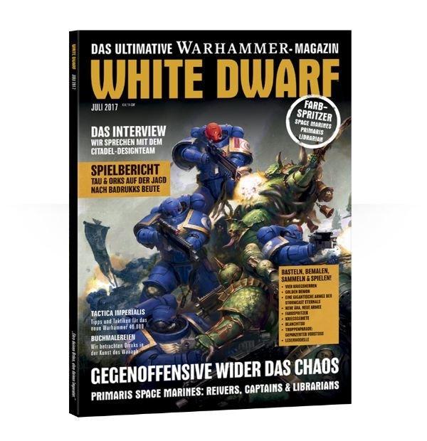 White Dwarf Juli 2017 (Deutsch) - Games Workshop whitedwarf-2017-7