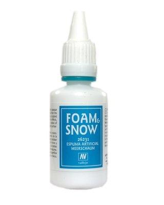 Foam & Snow Effects 32ml bottle - Vallejo