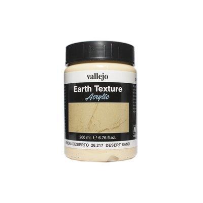 Earth Texture - Desert Sand - Vallejo
