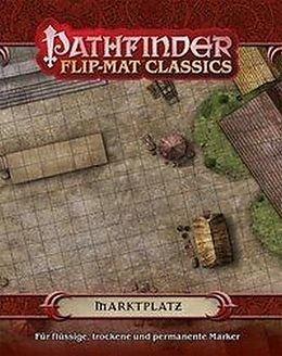 Pathfinder Flip-Mat Classics - Marktplatz 9783957522665