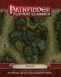 Pathfinder Flip-Mat Classics - Wald