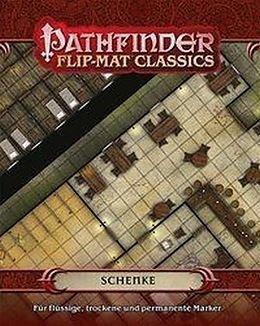 Pathfinder Flip-Mat Classics - Schenke