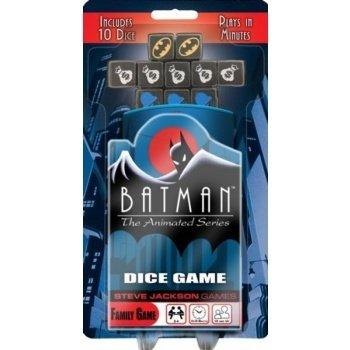 Batman: The Animated Series Dice Game - EN 091037863218