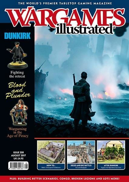 Wargames Illustrated #358 - Heft August 2017