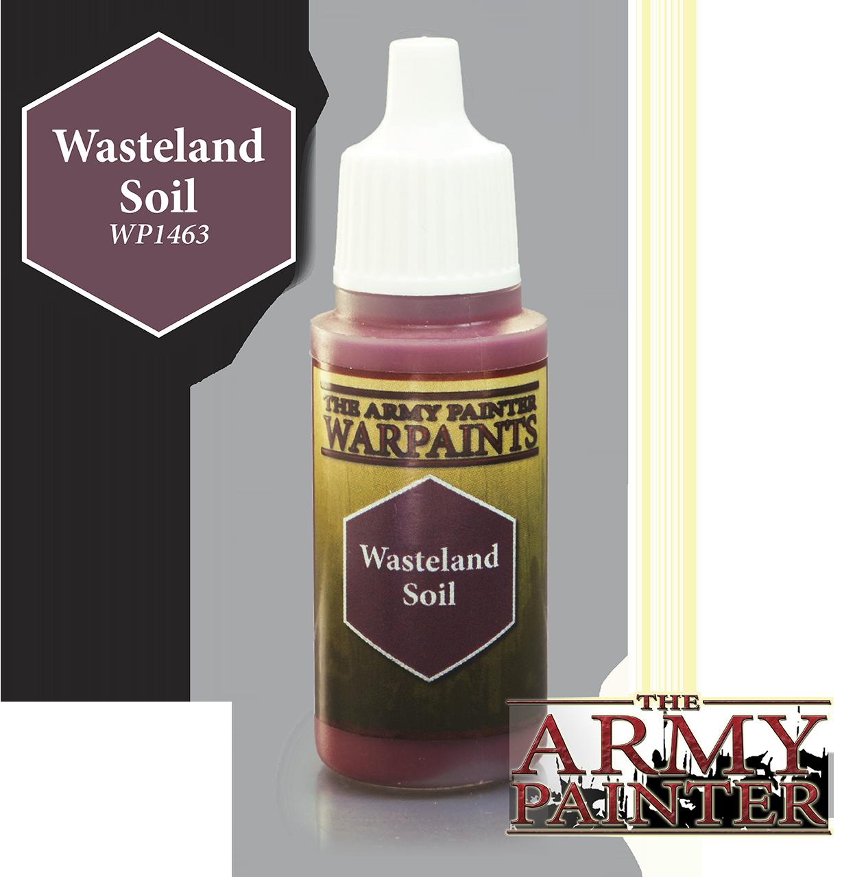 Wasteland Soil - Army Painter Warpaints WP1463