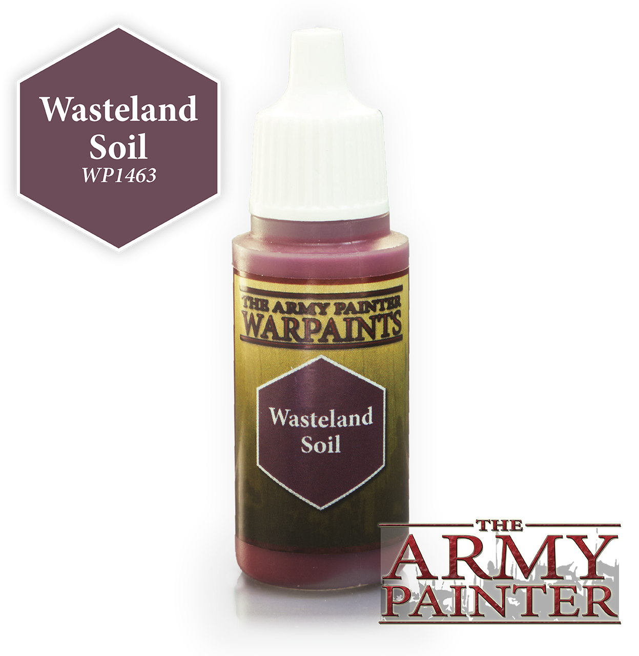 Wasteland Soil - Army Painter Warpaints