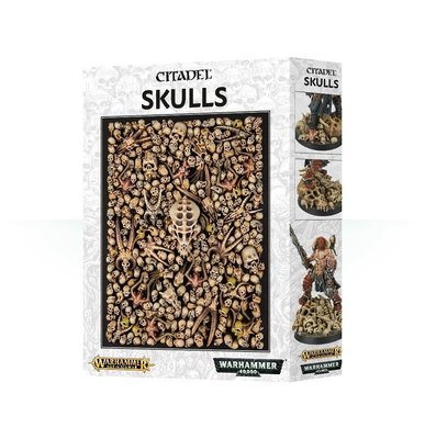 Citadel Skulls - Schädel - Games Workshop