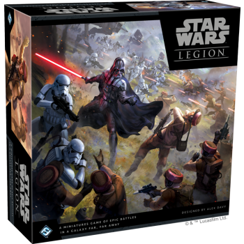 Star Wars Legion - Core Set (D) - Fantasy Flight Games FFGFSWL01