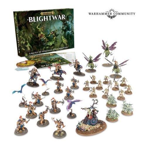 AGE OF SIGMAR: BLIGHTWAR (DEUTSCH) Seuchenkrieg - Warhammer Age of Sigmar - Games Workshop 04010299012