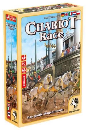 Chariot Race - Das große Wagenrennen 4250231706653