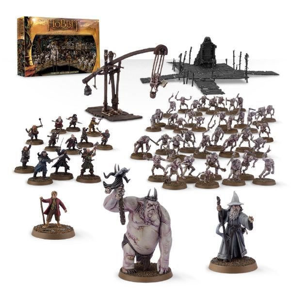 Der Hobbit: Flucht aus Goblinstadt - Hobbit/LotR - Games Workshop 04011499007