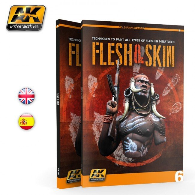 Flesh and Skin - AK Learning Series AK-241