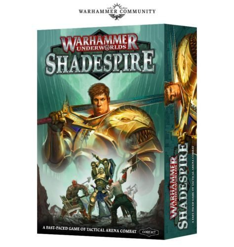 Shadespire Starter (Deutsch) - Warhammer Underworlds - Games Workshop 04010799005