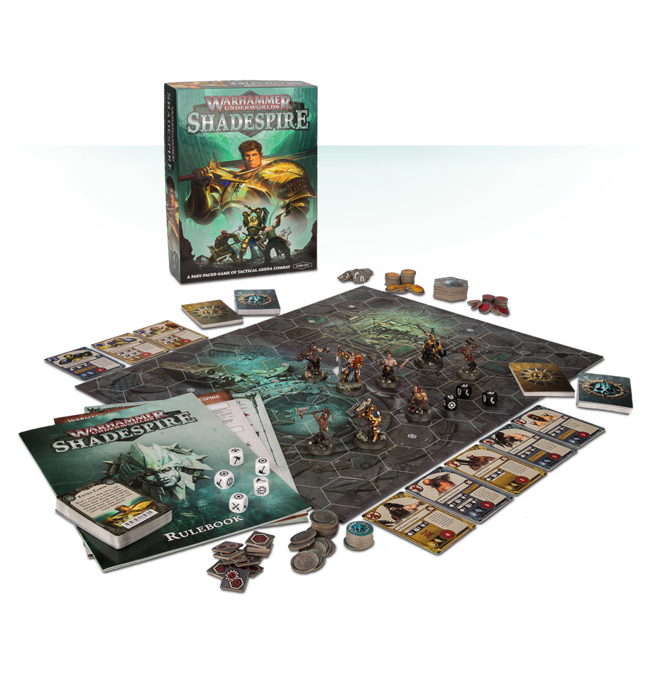 Shadespire Starter (Deutsch) - Warhammer Underworlds - Games Workshop