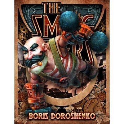 Boris Doroshenko - Smog Riders - Scale 75