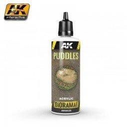 Puddles - Pfützen (Acrylic) - 60ml - AK Interactive