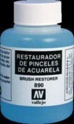 Pinsel Restaurator (Brush Restorer), 85 ml - Vallejo