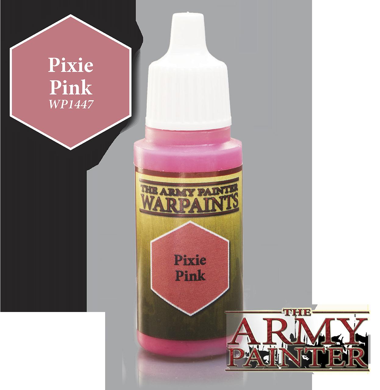 Pixie Pink - Army Painter Warpaints WP1447