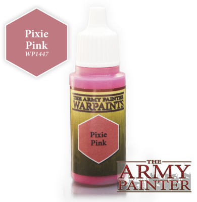 Pixie Pink - Army Painter Warpaints