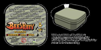 100g BeeSPutty Grau Gruen BPP017 (TRIPPLEFIRM BBB)