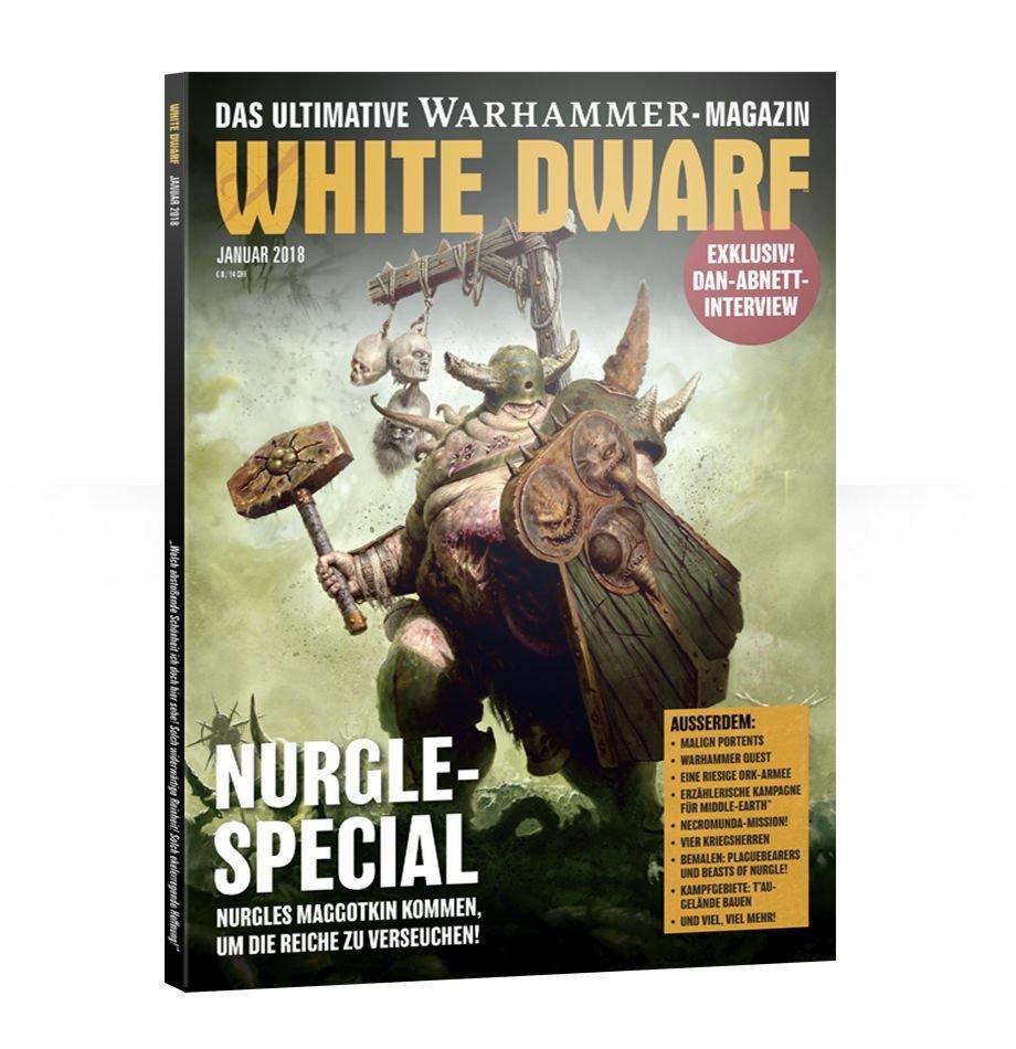 White Dwarf Januar 2018 (Deutsch) - Games Workshop whitedwarf-2018-1