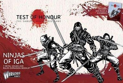 Ninja of Iga - Test of Honour - Warlord Games
