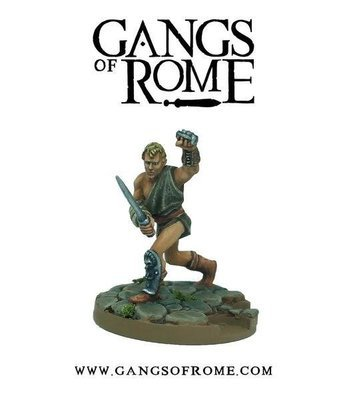 Fighter Primus - Gangs of Rome - Warlord Games