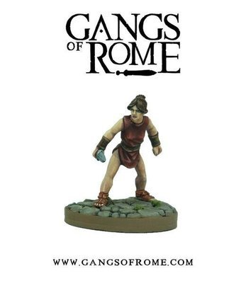 Fighter Septimus - Gangs of Rome - Warlord Games