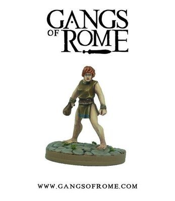 Fighter Octavus - Gangs of Rome - Warlord Games