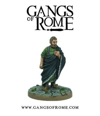 Secundus Dominus - Gangs of Rome - Warlord Games