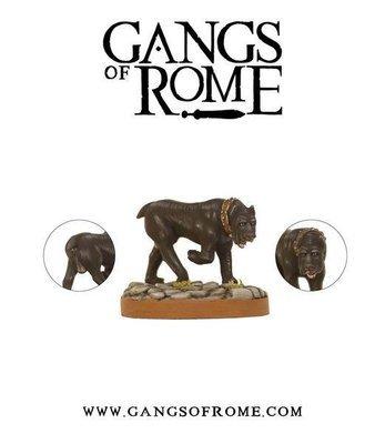 Fierce Mastiff - Gangs of Rome - Warlord Games
