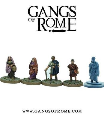 Mob Primus - Gangs of Rome - Warlord Games