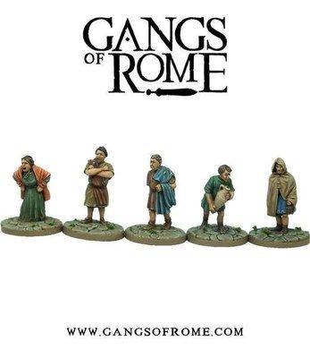Mob Tertius - Gangs of Rome - Warlord Games