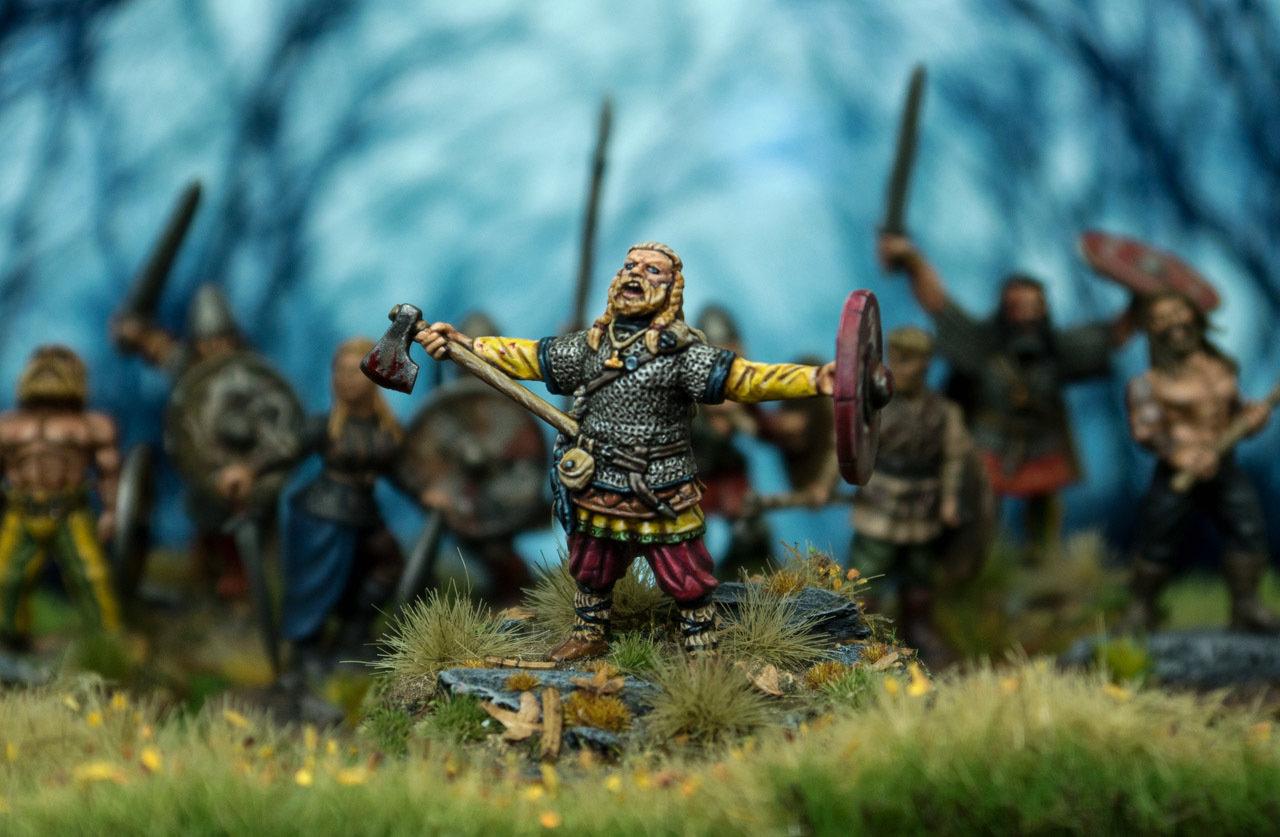 SAGA 2 SAGA Age of Vikings Ära der Wikinger (Supplement) - Deutsch