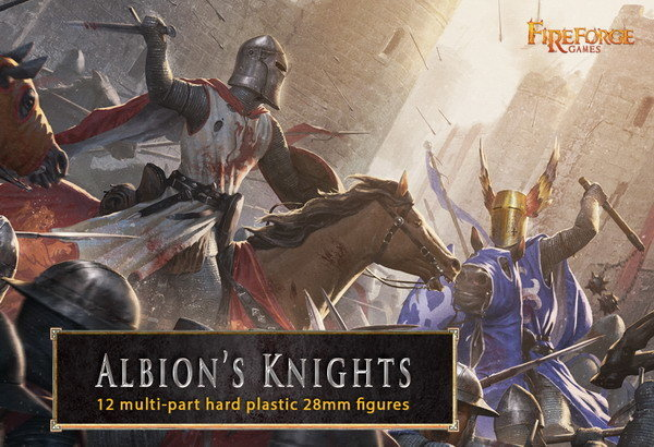 Albion's Knights (12) - Deus Vult - Fireforge Games FFG014