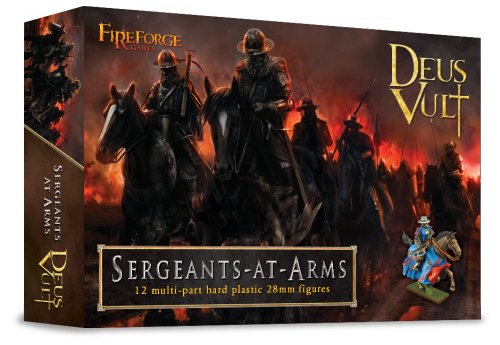 Sergeants at Arms (12) - Fireforge Games FFG007