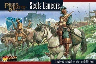 Scots Lancers boxed set - Pike & Shotte - Warlord Games