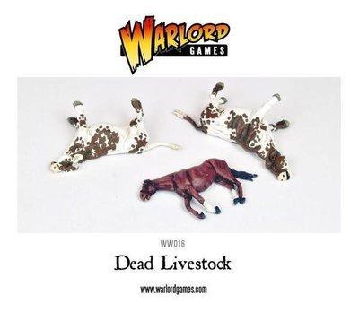 Dead Livestock - Animals - Tiere - Kuh, Pferd