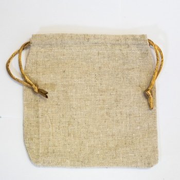 Flax Dice Bags 12x12CM - Würfeltasche